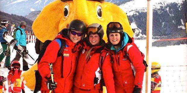 Stage als skileraar in Oostenrijk