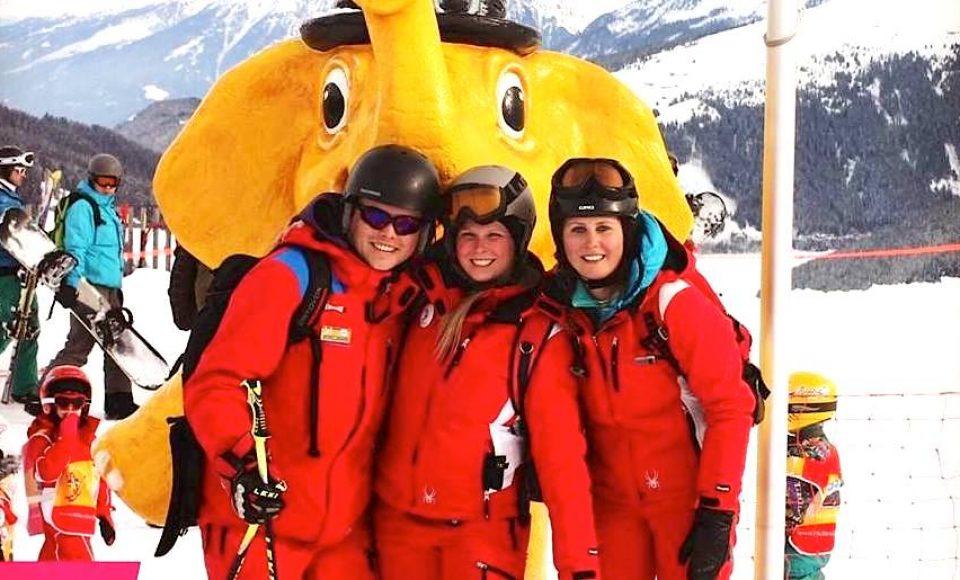 Stage als skileraar