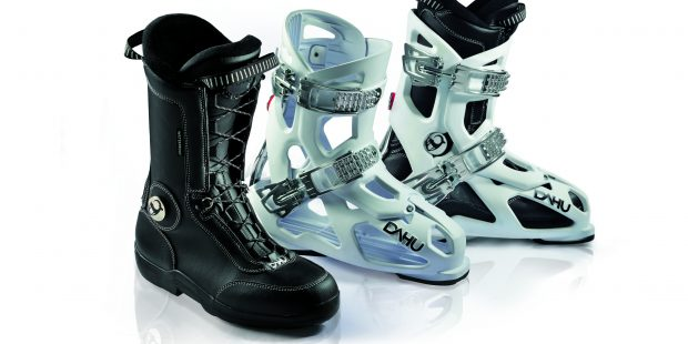 De skischoen voor de hele dag van DAHU