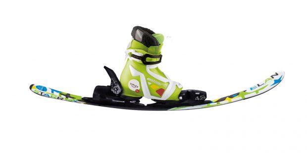 Sneller leren skiën met de Elan U-Flex