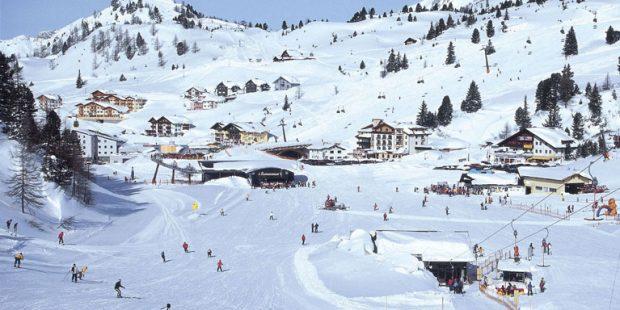 Skileraar redt leven van zes huisgenoten Obertauern