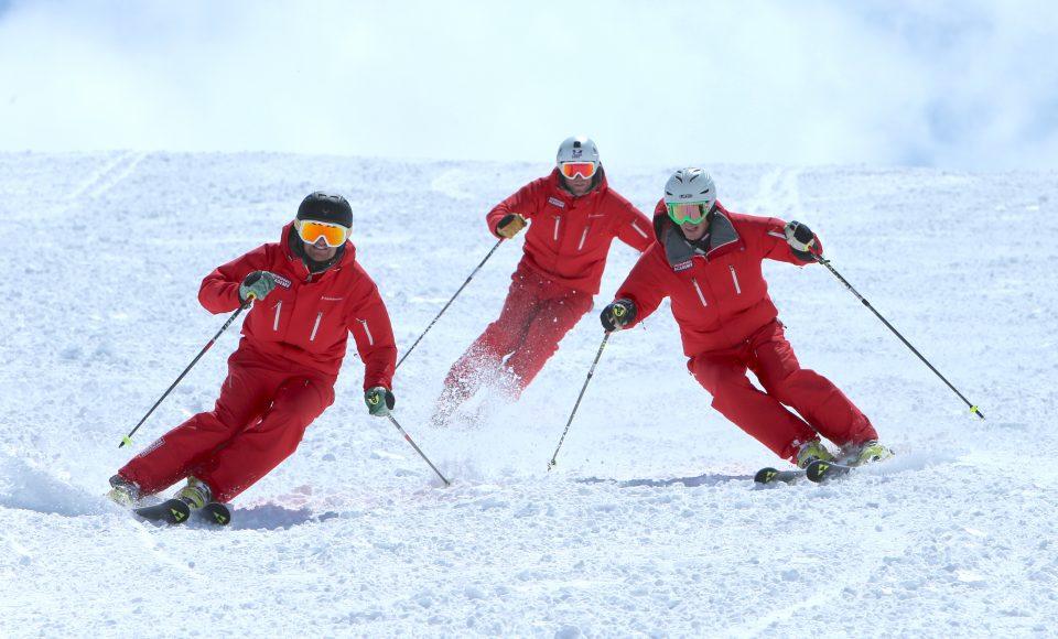 Snowsports skileraar formatie