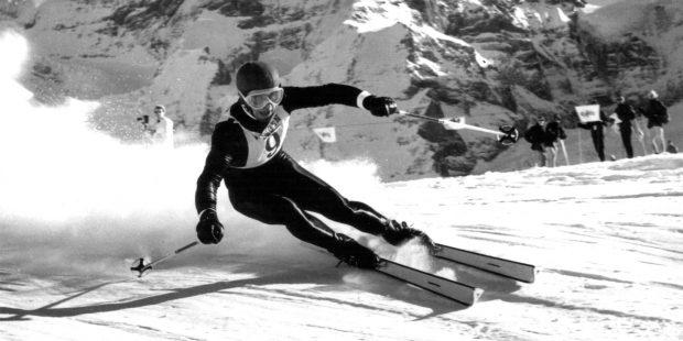 Geschiedenis van de skisport