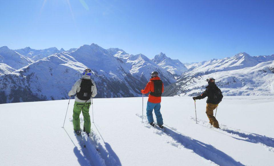 Werken In Het Mooiste Skigebied Ter Wereld