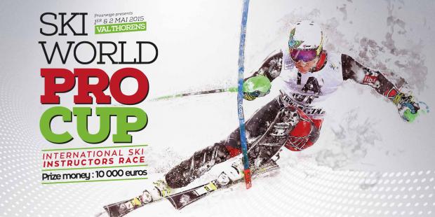 Eerste internationale skileraren wedstrijd: SKIWPC