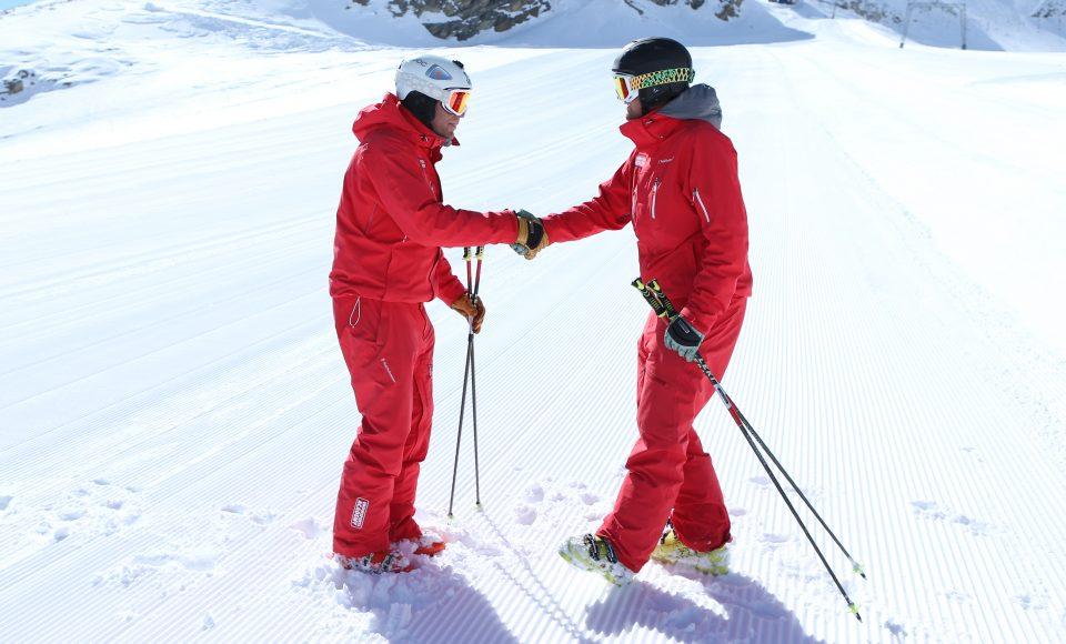 Skileraar opleidingen
