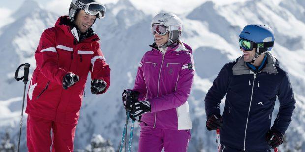 Skileraar zijn is als een butler op ski's
