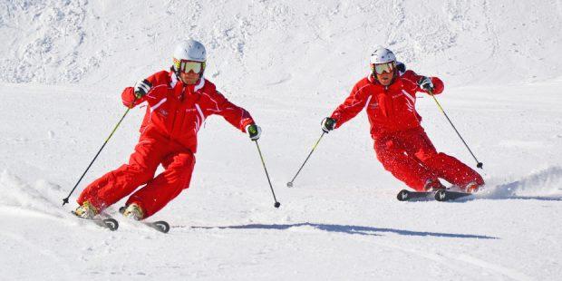 De jacht op stuntelende skileraren