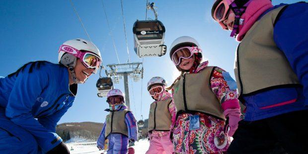800 skileraren slagen voor fitheidstest Aspen