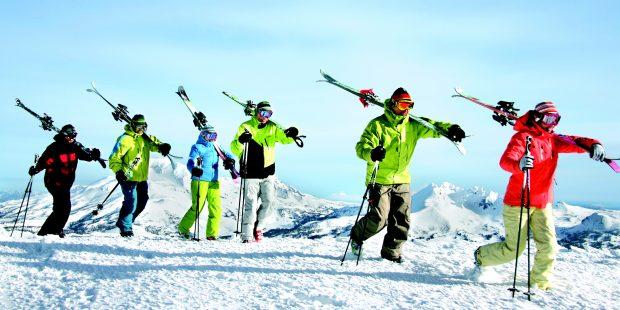 Adviseer je gasten over wintersportkleding