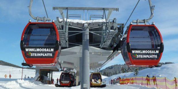 Geen werk voor 100 skileraren Reit im Winkl