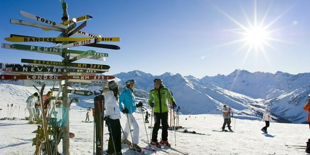 Crisis Rusland doorgedrongen in wintersporttoerisme