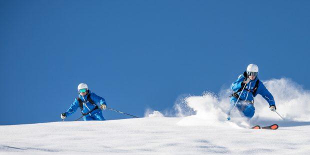 Skischool Kitzbühel geeft lawinetraining aan jeugd