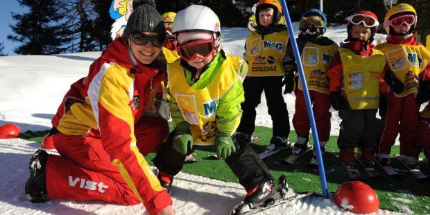 Ready, set, jetzt geht's los! Als skileraar in Mayrhofen