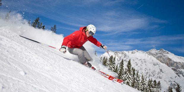 Hoe goed kun je leren skiën zonder skileraar?
