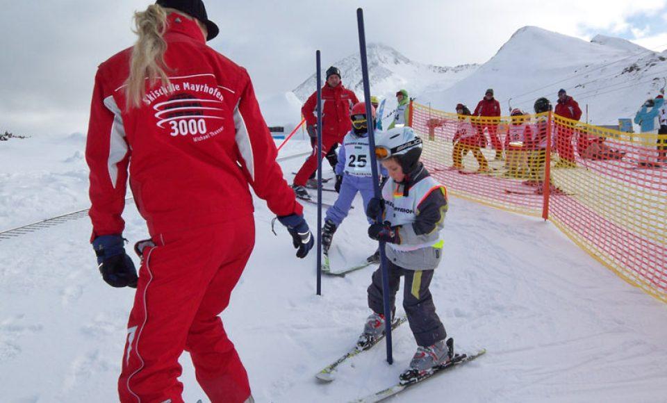 Skischule Mayrhofen 3000