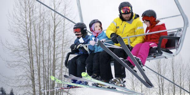 De skilift als onderdeel van het lesprogramma