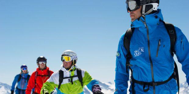 Geldboete voor Britse skigids