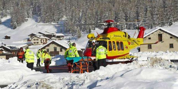 Dode tijdens skitour onder leiding van skileraar