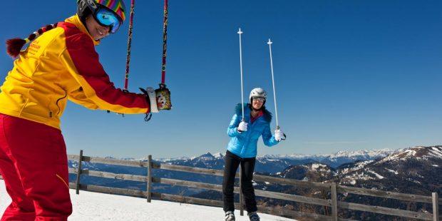 Waarom kinderen sneller leren skiën