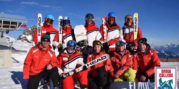Nieuw skileraren opleidingsinstituut: Snow College