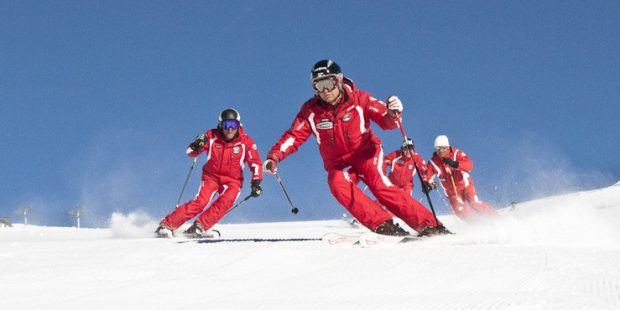 Illegale skileraren lopen in Italië tegen de lamp