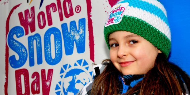 Vandaag is het World Snow Day