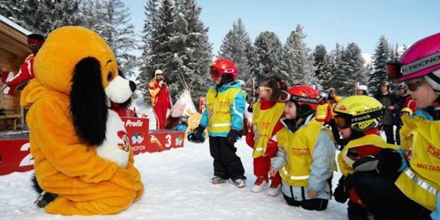 Krokusvakantie: feest voor de Nederlandse skileraren