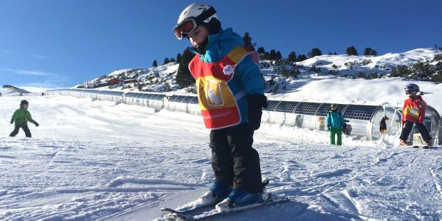 Het belang van een skibril