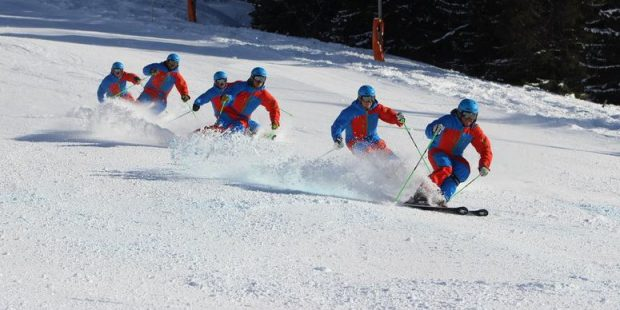 Uitslagen Österreichische Demo- und skilehrermeisterschaft 2015