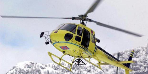 8-jarige valt tijdens skiles 20 meter naar beneden