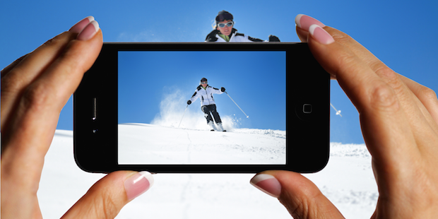 Digitalisering zodat gasten nog sneller leren skiën