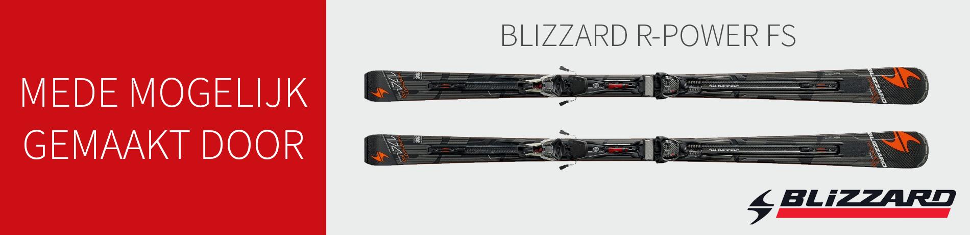 Blizzard advertentie