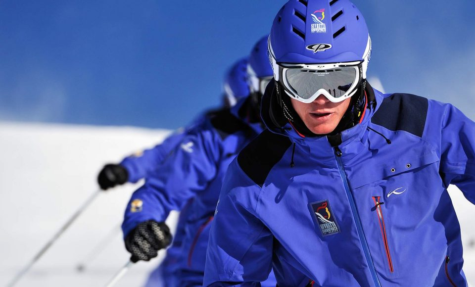 Suvretta Snowsports School St. Moritz