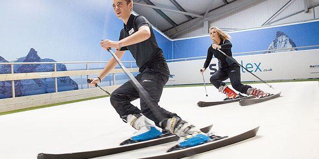 Ophef over nieuwe skischool Sneek