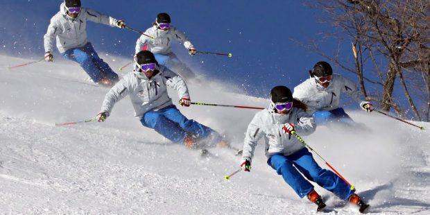 """""""Olympische Spelen"""" voor skileraren in Kitzbühel"""