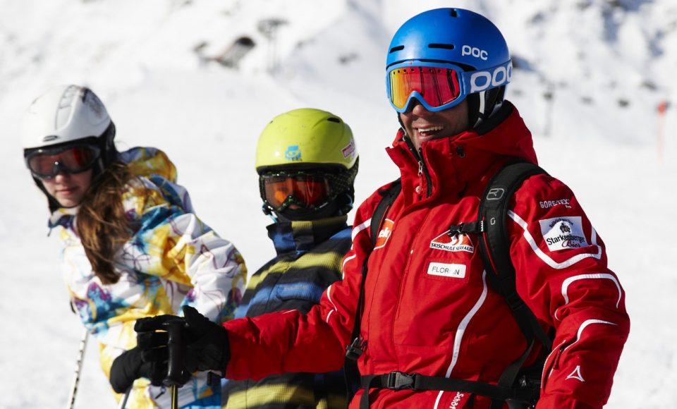 Skischule Serfaus