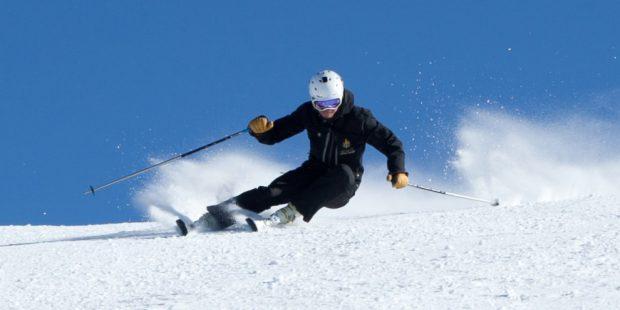 Thijs vertelt over zijn ervaring als skileraar in Afrika