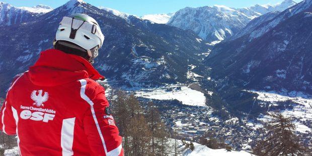 Skileraar worden in Frankrijk