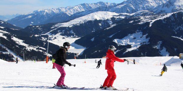 Het is nooit te laat om te leren skiën!