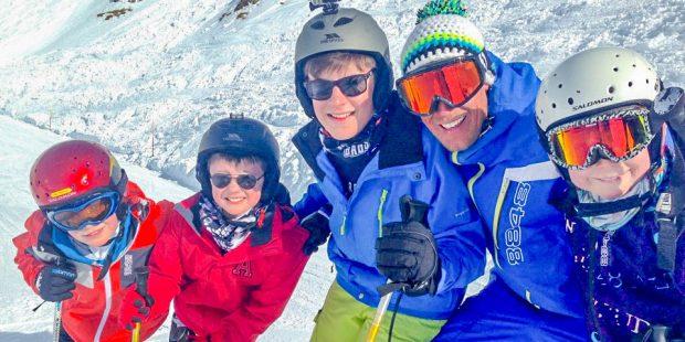 Nederlandse skileraren slaan hun vleugels uit in Verbier