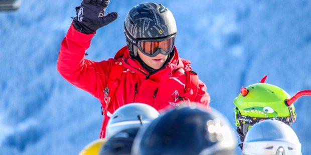 Skileraar worden in Oostenrijk