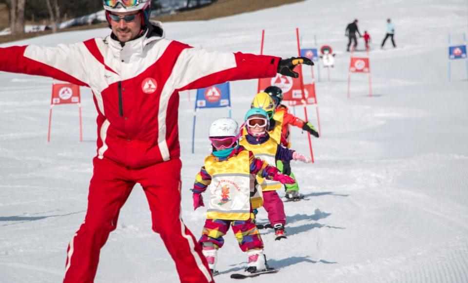 Skischule Eben
