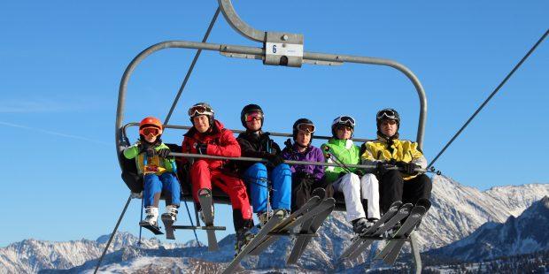 8 tips voor de stoeltjeslift met kinderen