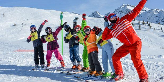 Franse skischool ESF viert 70ste verjaardag