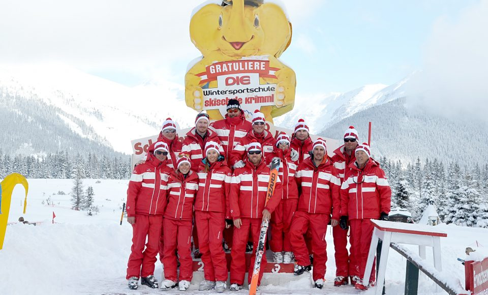 Skischule Krimml