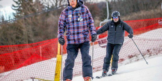 Skiën kan een sport voor het leven zijn