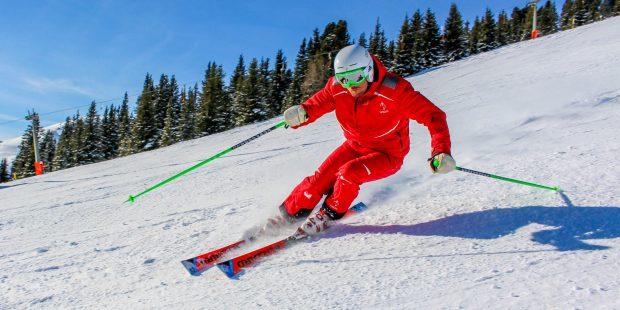 5 ski's speciaal voor skileraren