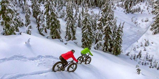 Van skileraar naar Fatbike instructeur