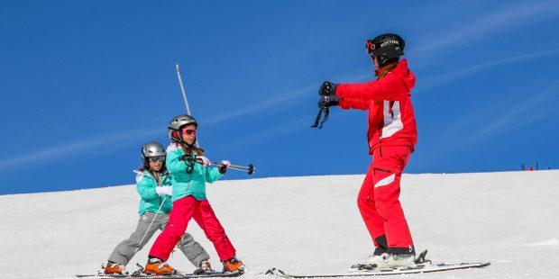 Waarom zijn er zo weinig hoogopgeleide skileraressen?